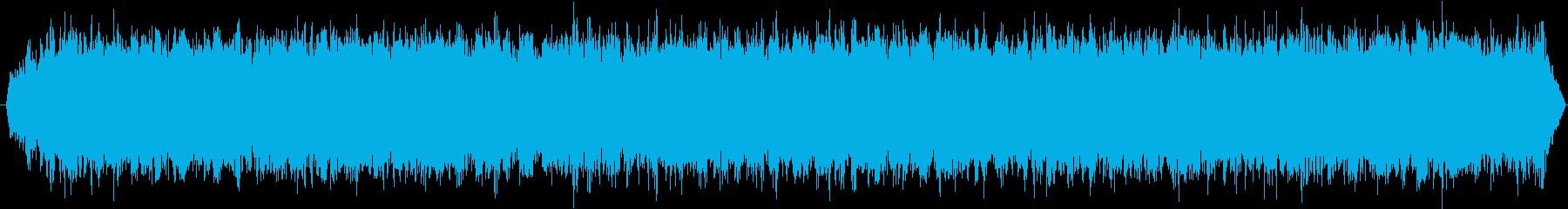 PADS 合唱団ハム03の再生済みの波形