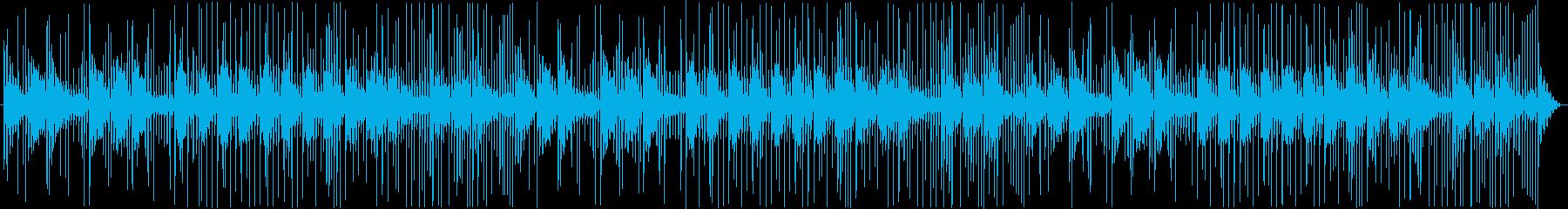 低エレクトリックピアノ、トライアン...の再生済みの波形