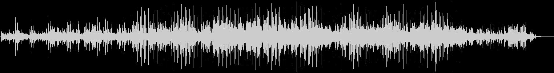 包み込まれるような感動ピアノバラードの未再生の波形
