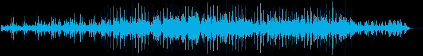 包み込まれるような感動ピアノバラードの再生済みの波形