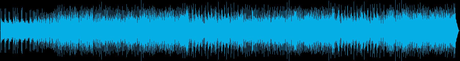 チェロ、アコースティックギター、ピ...の再生済みの波形