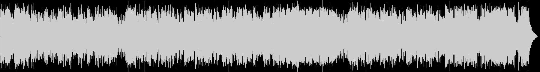 イタリア郊外風の3拍子BGMアレンジ版の未再生の波形