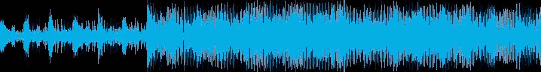 法人 エレキギター パーカッション...の再生済みの波形
