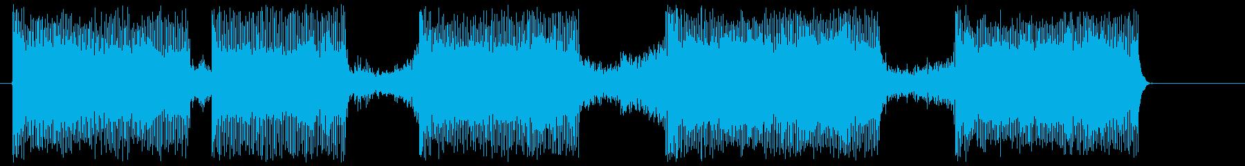 自動Metroサブスクリプションマ...の再生済みの波形