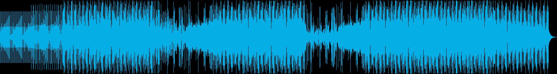 ディープ・ハウス。の再生済みの波形