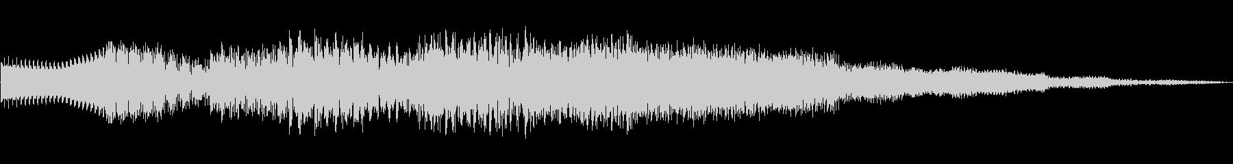 ピロリロリロリン レベルアップ発見 01の未再生の波形