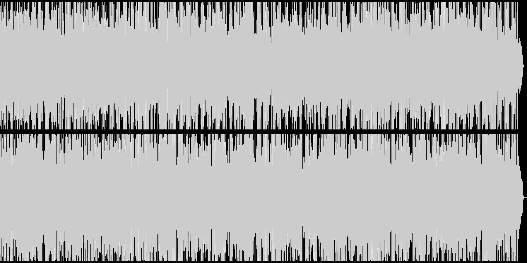 【生演奏】楽しく陽気なブルーグラスの未再生の波形