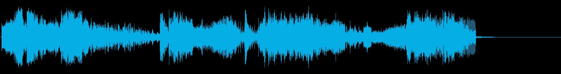トゥーニービルの再生済みの波形