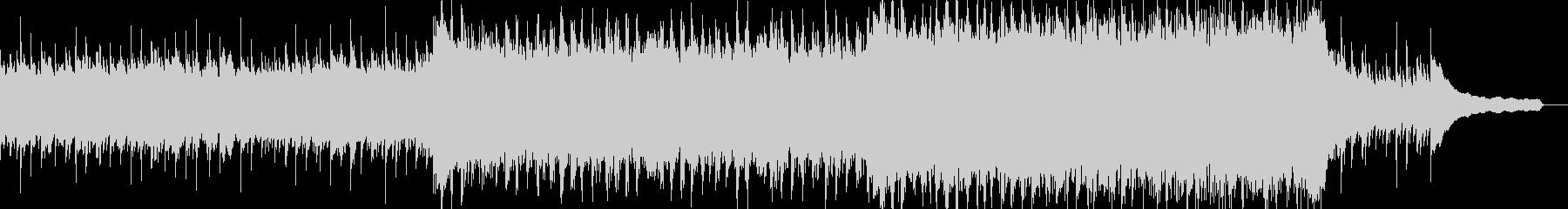 企業VPや映像42、壮大、オーケストラbの未再生の波形