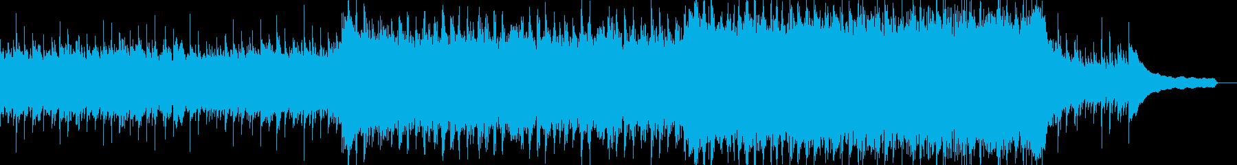 企業VPや映像42、壮大、オーケストラbの再生済みの波形
