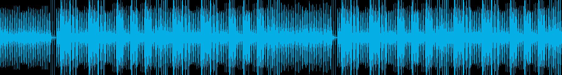 かわいいマリンバ・ほのぼの・始まり・動物の再生済みの波形