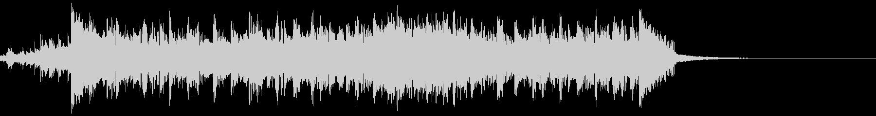 ネクストホライズンALT。混合の未再生の波形
