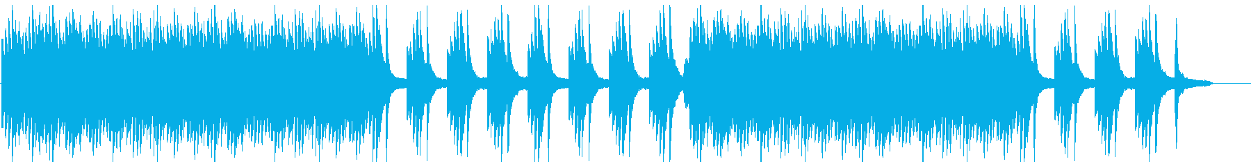 Easy listening of piano and synth's reproduced waveform