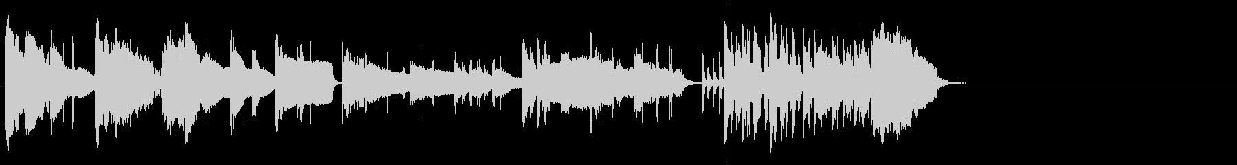 ユーモラスな予想遷移のジャジーなシ...の未再生の波形