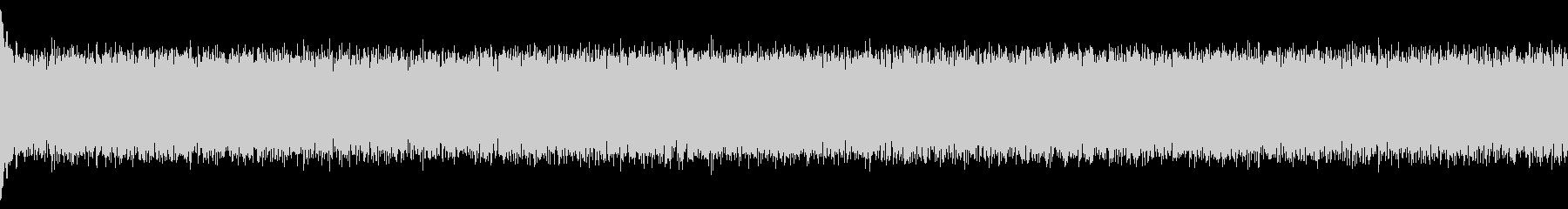 ゴー(8bitの地震の音です)の未再生の波形