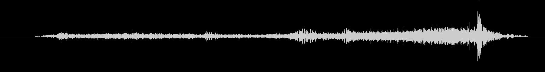 GmキャデラックCts:Int:後...の未再生の波形
