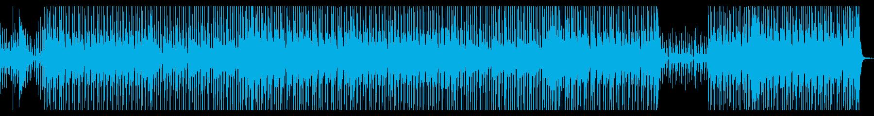 レゲエ ファッション BGM 洋楽の再生済みの波形