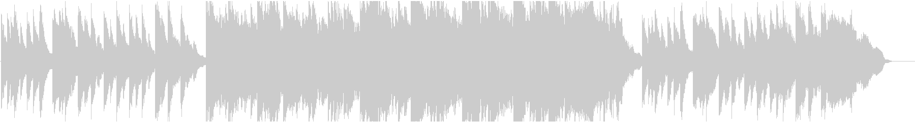ドラマ4 16bit44kHzVerの未再生の波形