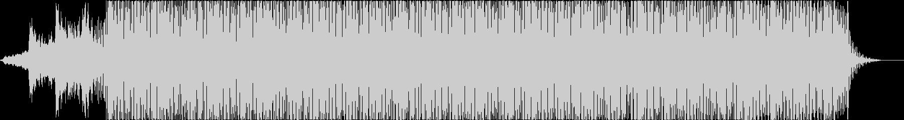 ミステリアスで美しいエレクトロニカ/チルの未再生の波形
