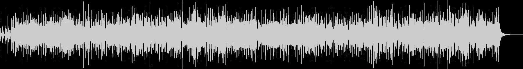 和風ノリが良い元気-バンド+尺八+三味線の未再生の波形