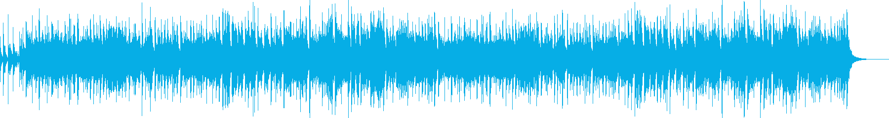 和風ノリが良い元気-バンド+尺八+三味線の再生済みの波形
