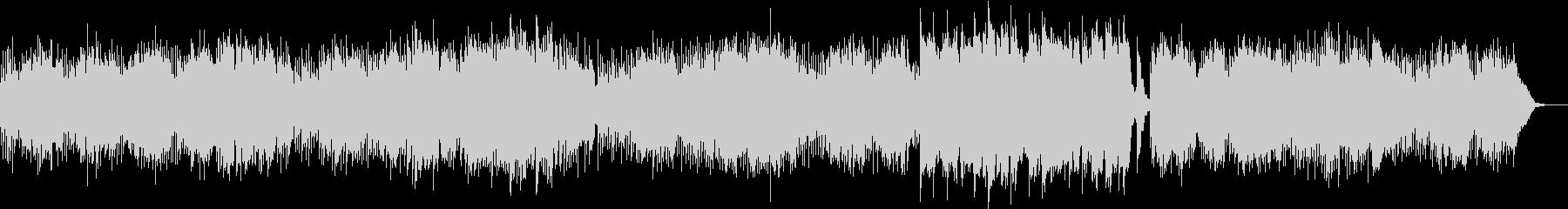 「エリーゼのために」をオルゴールの音色での未再生の波形