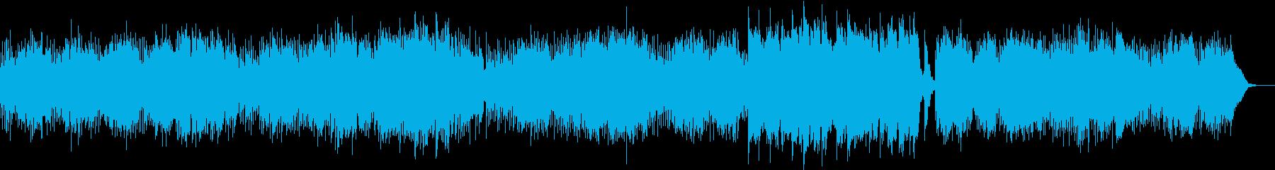 「エリーゼのために」をオルゴールの音色での再生済みの波形