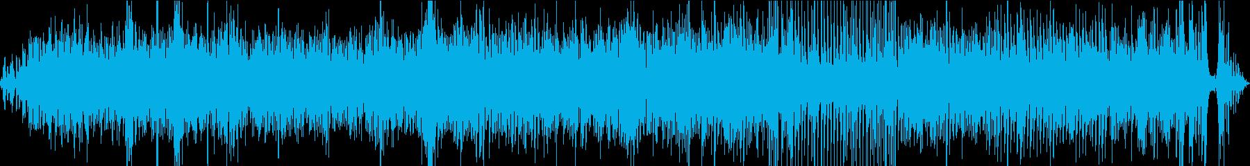 ライブコンサートアイリッシュアンド...の再生済みの波形