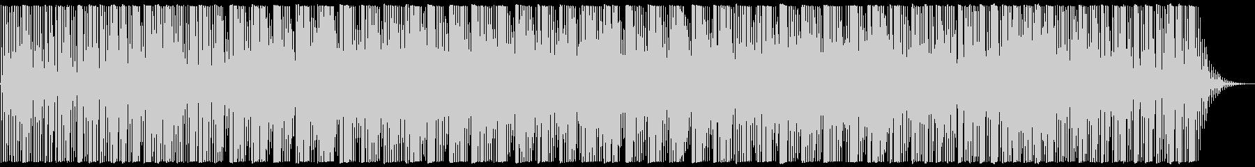実験的な 緊張感 テクノロジー 暗...の未再生の波形