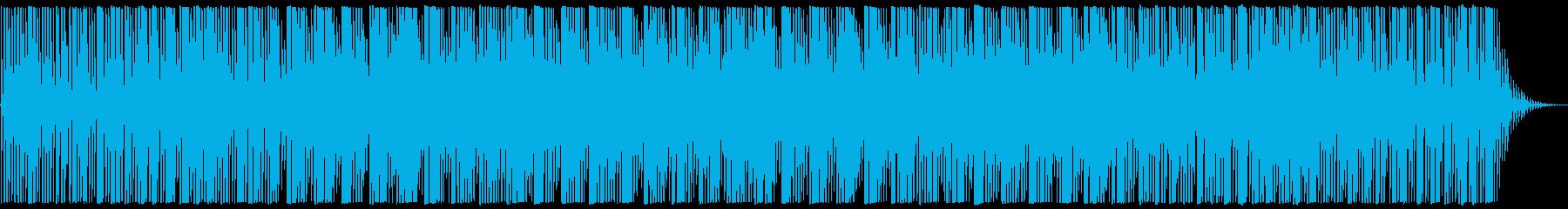 実験的な 緊張感 テクノロジー 暗...の再生済みの波形