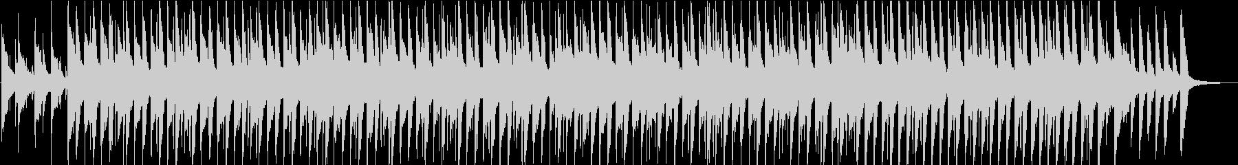 シンプル/明るい/楽しい/ポップ/ピアノの未再生の波形