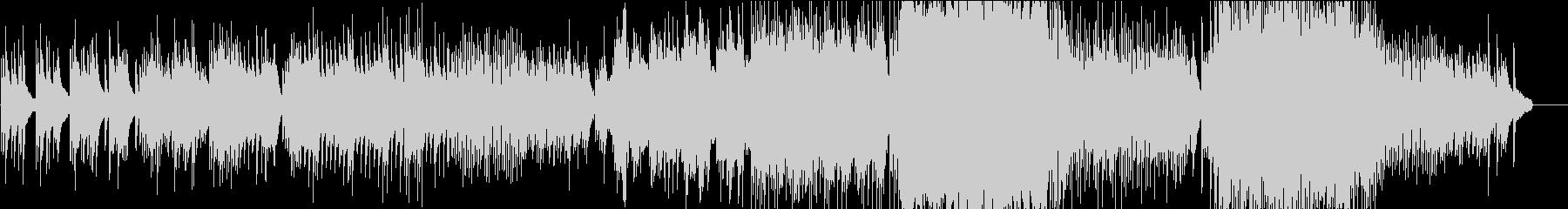 ピアノメインの卒業曲(巣立つイメージ)の未再生の波形