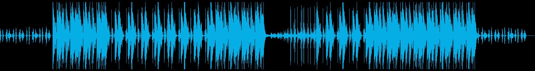 切ない シンセ トラップビートの再生済みの波形