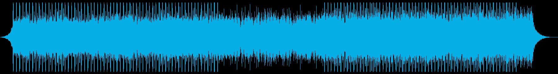 インスピレーションコーポレート(90秒)の再生済みの波形