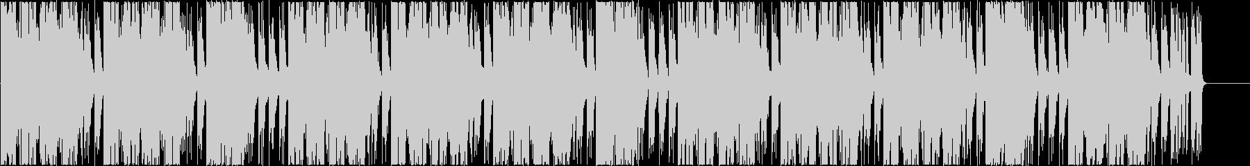 河童-Aの未再生の波形