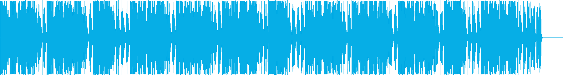 河童-Aの再生済みの波形