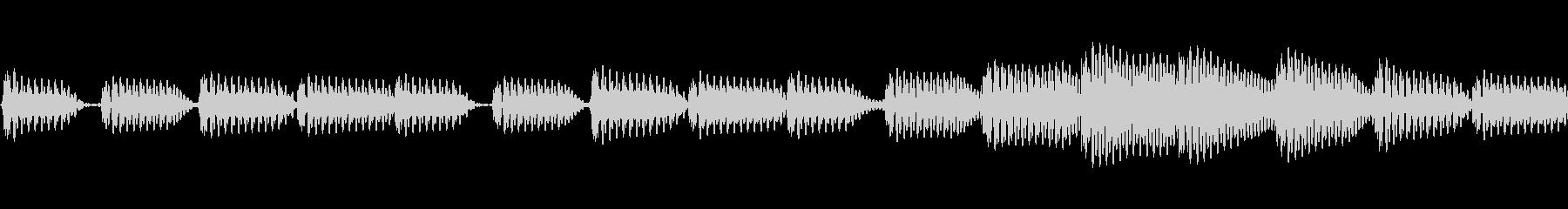イライラ/緊張感/緊迫スリル/ループ仕様の未再生の波形