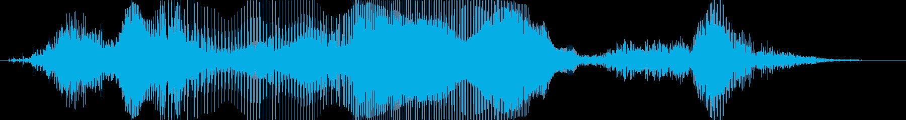 チャンス!の再生済みの波形