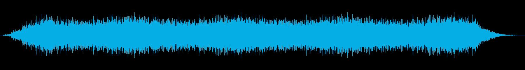 PADS くすぐるクリケット01の再生済みの波形