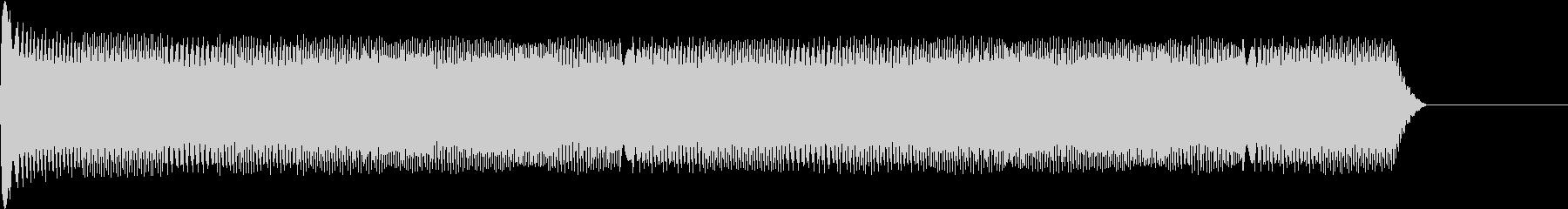 AnimeFX 無線がおかしくなった音2の未再生の波形
