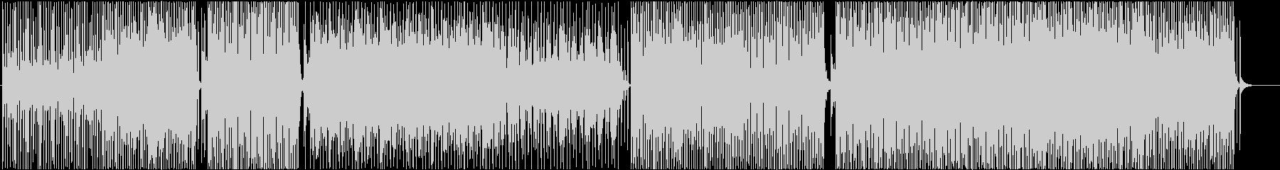 midテンポ-EDM-ハウス-PV-軽快の未再生の波形