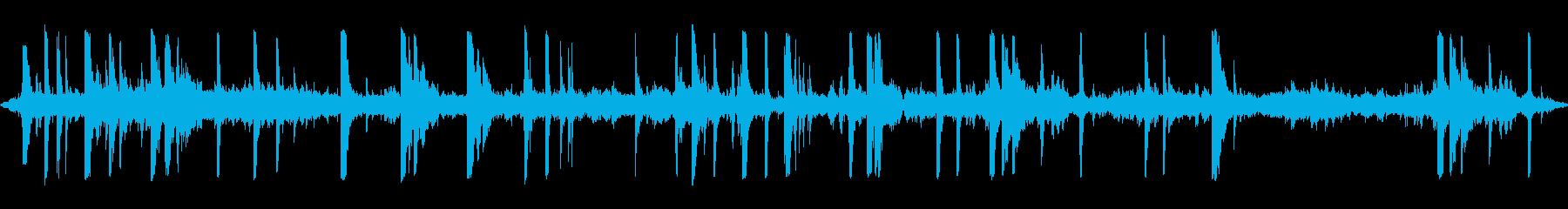 ティンバケツ、アミューズメントパー...の再生済みの波形