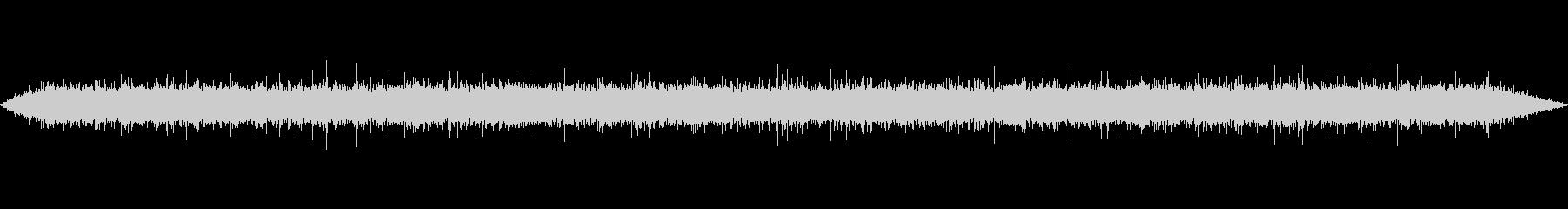 【自然音】小川のせせらぎ_2の未再生の波形