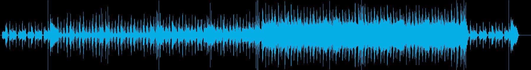 昭和ポップ・モダンなショーパブの再生済みの波形