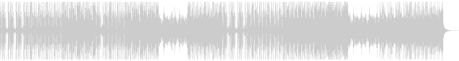 100BPM・Electro・DnBの未再生の波形