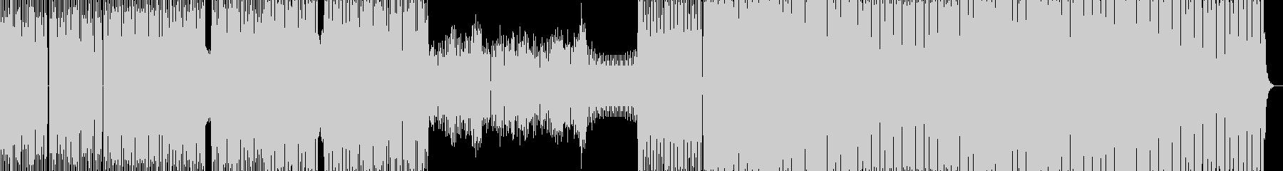 Dépouillé、rythmiq...の未再生の波形