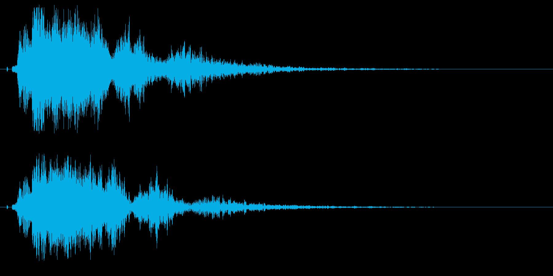 シャキン!DJ,ラジオ,リミックスに最適の再生済みの波形