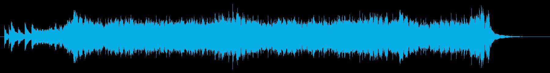 誕生日の歌(ダンスver) 【カラオケ】の再生済みの波形
