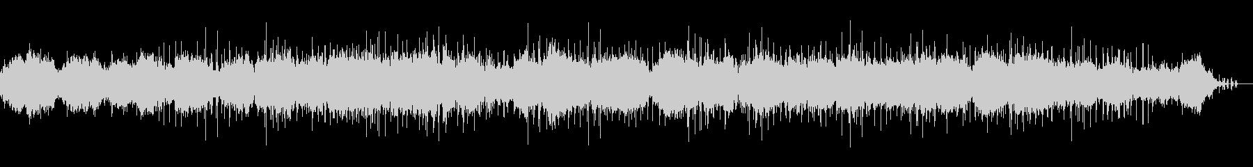 環境音とオルガンの作品 ショートVer.の未再生の波形