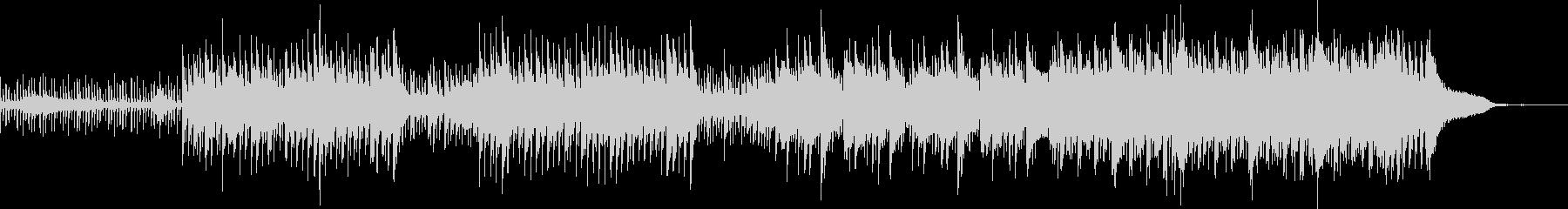 モヤモヤタイム変態系構成力パーカッションの未再生の波形
